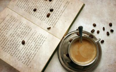 (06.04.2015) Меняю кофе на книги. Не глядя