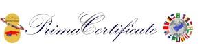 LogoPrimaCertificate