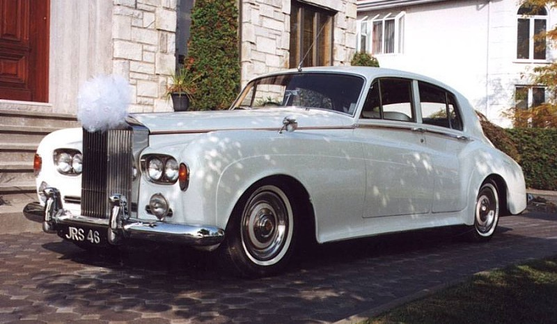 Rolls Royce silver cloud 1 1957