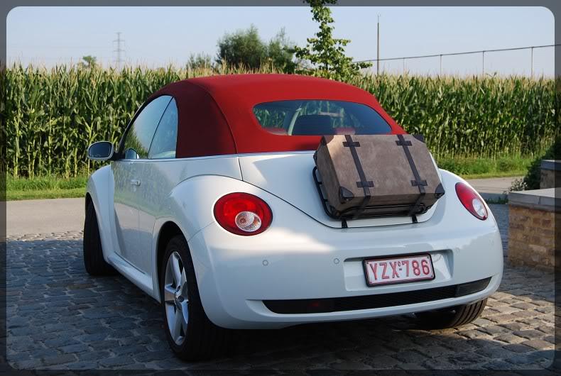 Maggiolone New Beetle Cabrio 2009
