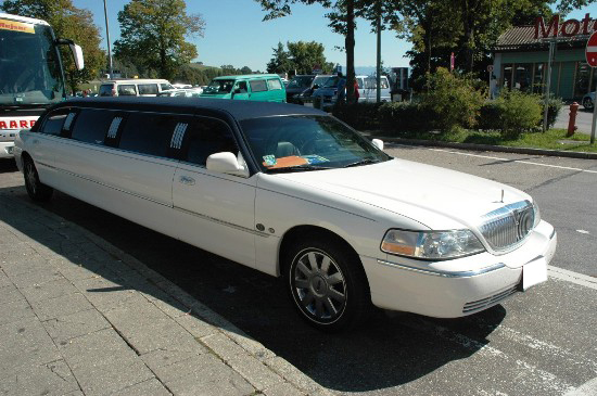 Limousine Lincoln Blue Crush 2007
