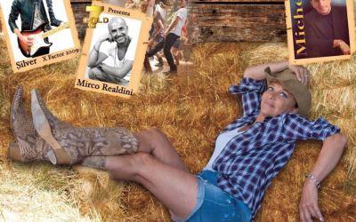 (21.08.2015) Рикки и Повери в стиле кантри. Кто с нами на Дикий Запад?