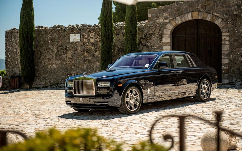 Rolls Royce Phantom 2012