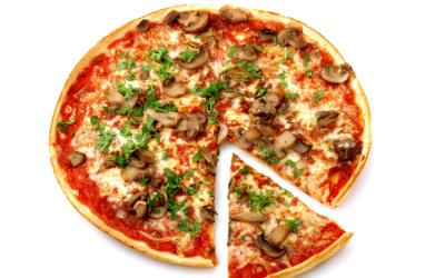 (28.04.2011) Пицца за 100 евро