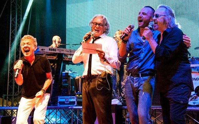 Концерт итальянских звезд в Иджеа Марина