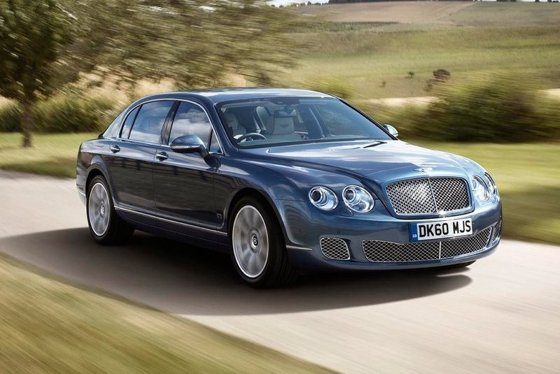 Bentley Flying Spur 2012