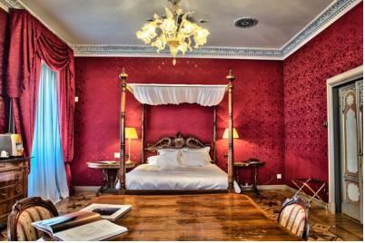 Relais & Chateaux Villa Crespi 4*