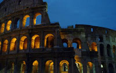 (10.05.2011) Ночное открытие Колизея
