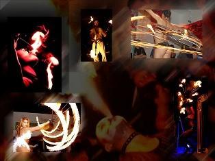 Жонглеры с огнем