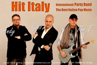 Hit Italy band