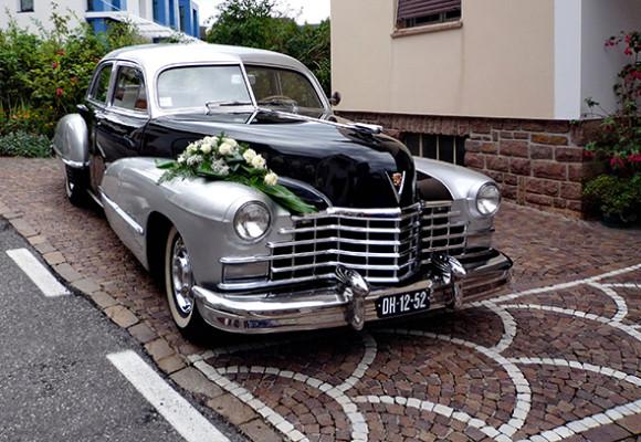 Cadillac mod.62 1946 г., автомобиль для торжеств