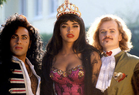 MICHAELA DE LA CUR (ARMY OF LOVERS)