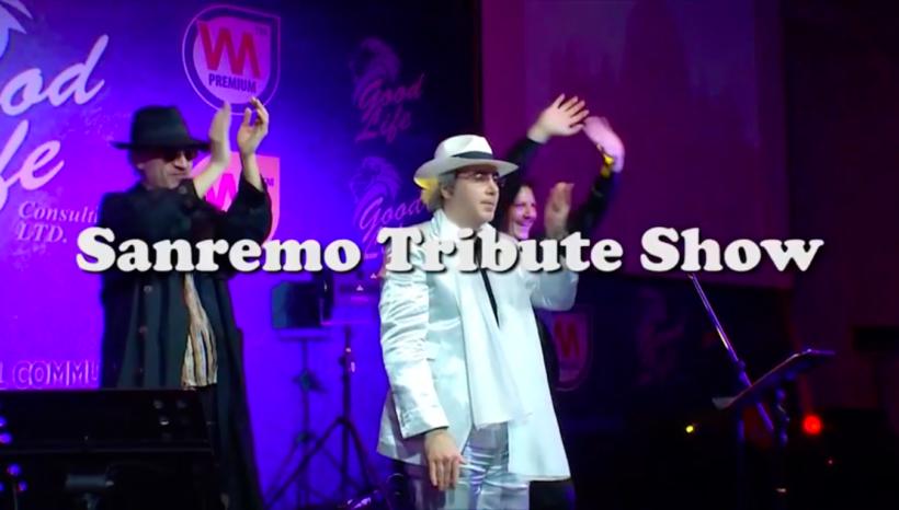 Sanremo Tribute Show в Турции