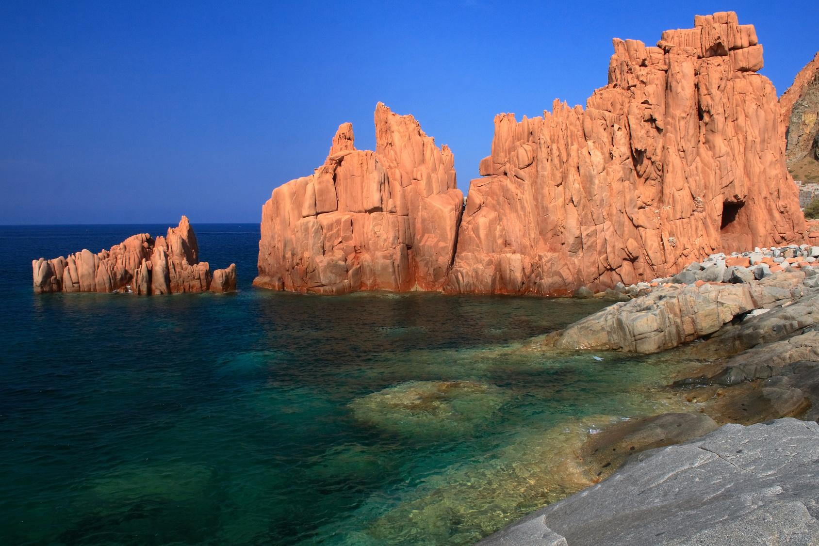 Arbatax Rocce Rosse — Sardegna