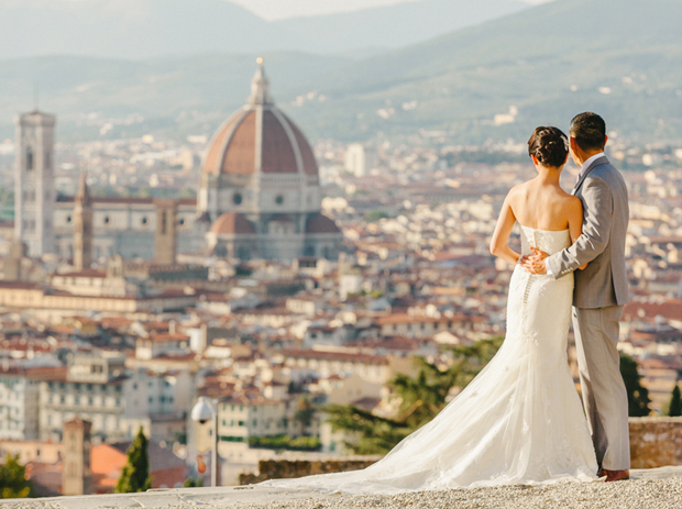 Промо-тур для свадебных специалистов Италию Wedding Italy