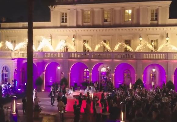 Роскошная свадьба в Италии на Villa Miani | Best Wedding Trailer Awards 2017