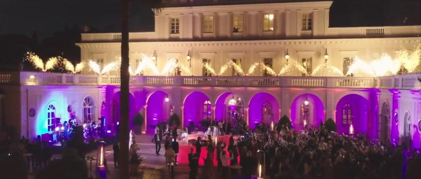 Роскошная свадьба в Италии на Villa Miani   Best Wedding Trailer Awards 2017